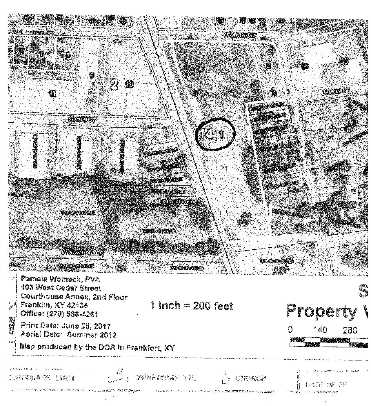 Past Sales | Simpson County